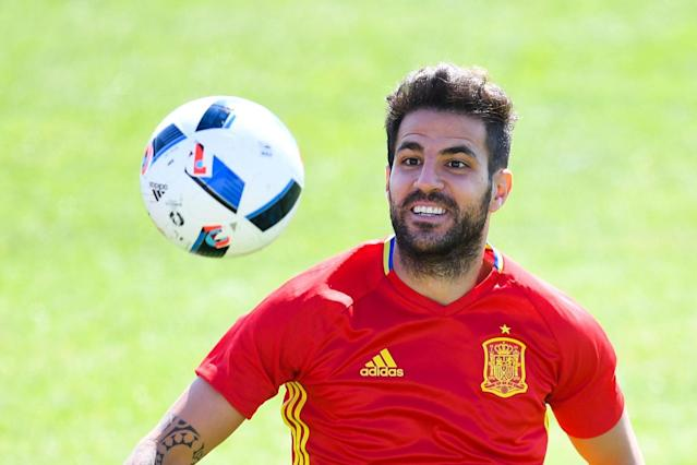 Chelsea star Cesc Fabregas reacts to Spain sacking Julen Lopetegui before World Cup - 'Maybe I get a call-up now!'