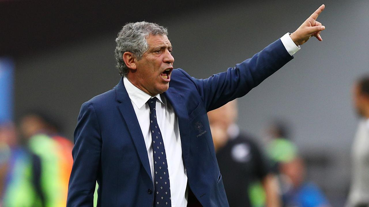 The Portugal boss as absolutely no doubt his reigning European champions will fight just as hard as Chile in the Confederations Cup semi-final
