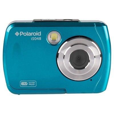 <p>Don't let water get in the way of capturing your adventures with this <span>Polaroid 16MP Waterproof Digital Camera</span> ($40).</p>