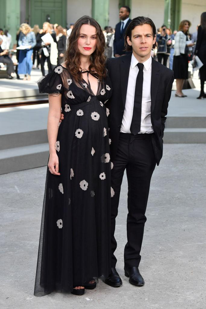 Keira Knightley and her husband James Righton are now parents to two daughters [Photo: Getty]