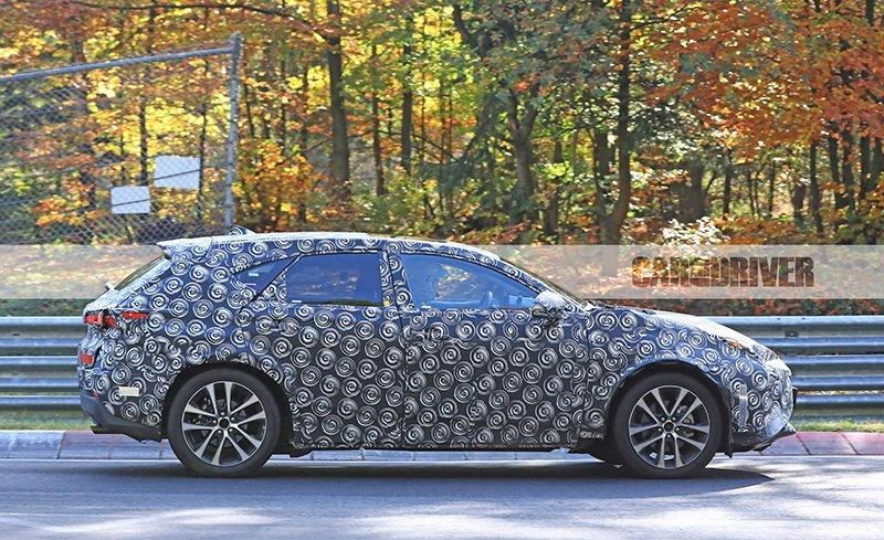 2019 toyota prius v spied looking actually handsome. Black Bedroom Furniture Sets. Home Design Ideas