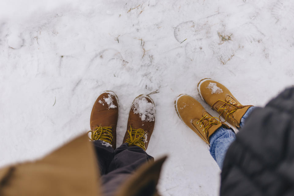 No one will ever be able to tell you're wearing true winter boots with these fashionable pairs.