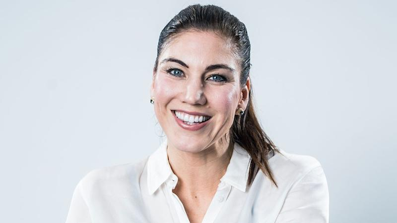 Hope Solo expecting twins after miscarriage