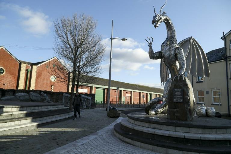 Many Ebbw Vale inhabitants feel the dragon statue was a waste of money