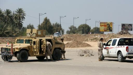 Bombings in Baghdad area kill at least 9: police