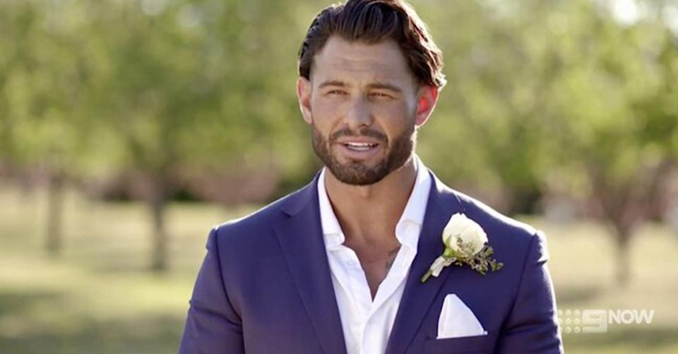 sam ball on married at first sight