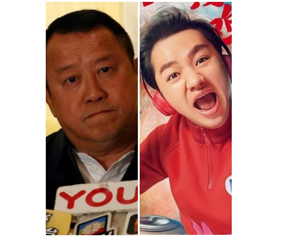 Hong Kong comedians Eric Tsang (left) and Wong Cho Lam has been appointed by broadcasting station TVB into managerial roles in a bid to turn the station's fortunes around. — Pictures via Reuters and Facebook (Wong Cho Lam)