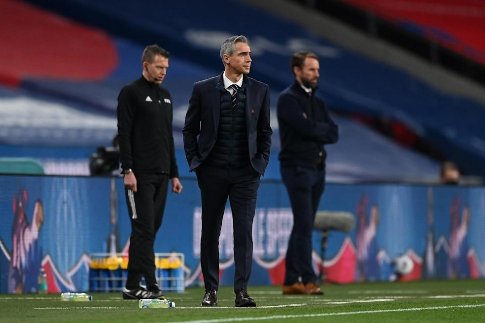 Paulo Sousa will be hoping to kick-off the Euros with a win (The FA via Getty Images)