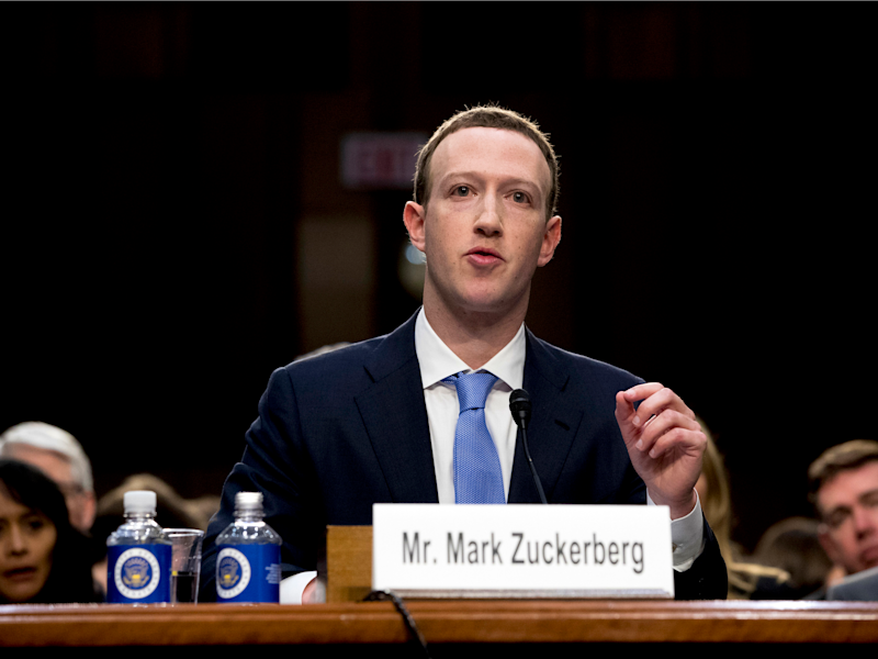 What we learned from Mark Zuckerberg's Facebook hearing
