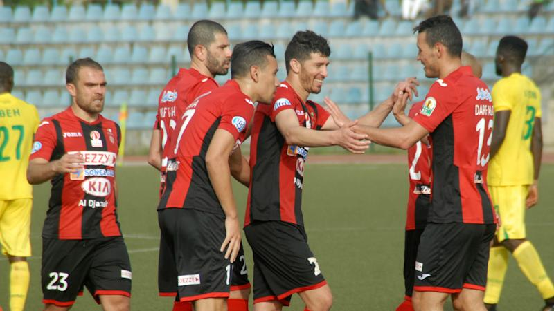 USM Alger 4 Plateau United 0: Darfalou at the double as Boboye's men fumble in Algiers