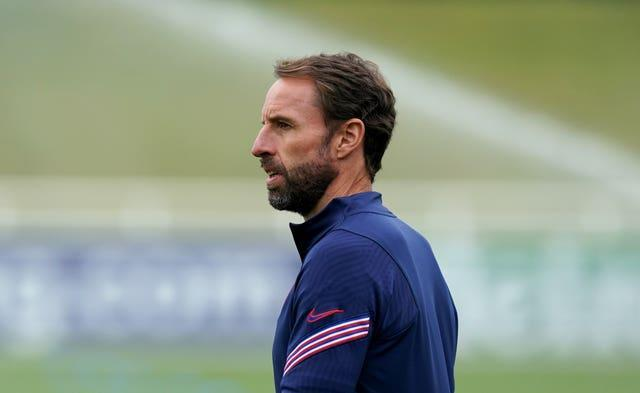 Gareth Southgate will not take the bookings into account