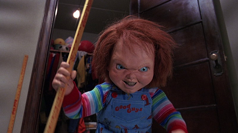 Chucky in 1990's 'Child's Play 2' (credit: Universal)