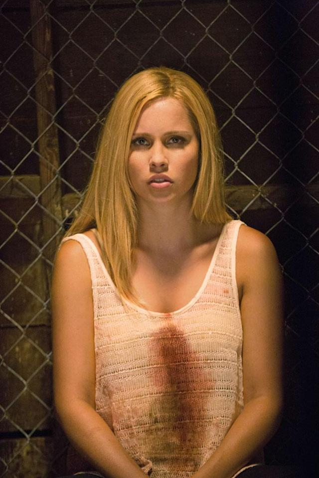 "Claire Holt as Rebekah in ""Growing Pains,"" the Season 4 premiere episode of ""The Vampire Diaries."""