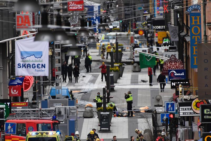 What to Know About the Deadly Truck Incident in Stockholm