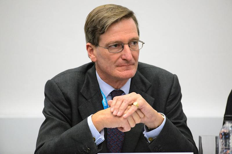 <i>Former Attorney-General Dominic Grieve is seen as the ringleader of the 'mutineers'.</i> (Empics Entertainment)