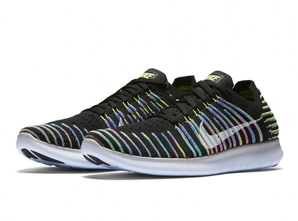 """<p>Rainbow sneakers that aren't in-your-face colorful.</p> <p>$99 (originally $120) 