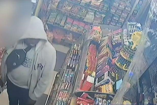 <p>Do you recognise the man pictured? Contact police on 101</p> (Metropolitan Police)
