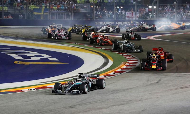 9 free formula  7 best locations to catch the F7 race in Singapore ...