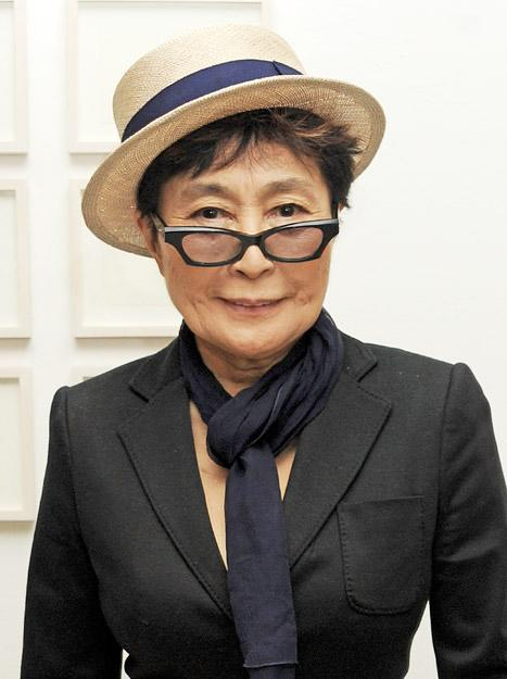 "Yoko Ono Likens Beatles' Breakup To ""A Divorce"""