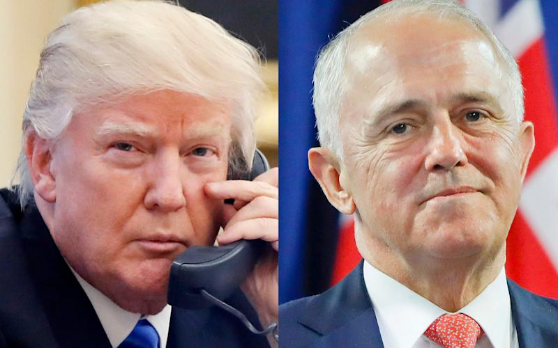 Donald Trump and Malcolm Turnbull 'don't have to be best friends' - AP