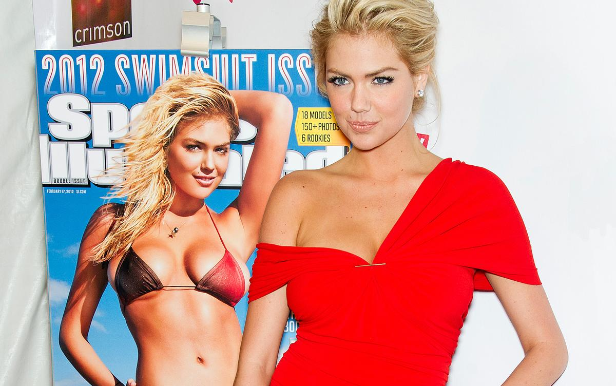 "The social media savvy Kate Upton had roles in ""The Heist"" and ""The Three Stooges"" comedies, but her nonspeaking part as the cover girl for the Sports Illustrated Swimsuit Edition developed her following. (Gilbert Carrasquillo/FilmMagic)"