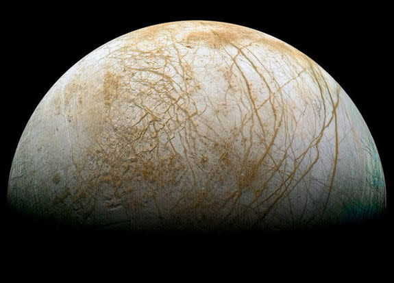 NASA Eyes Ambitious Mission to Jupiter's Icy Moon Europa by 2025