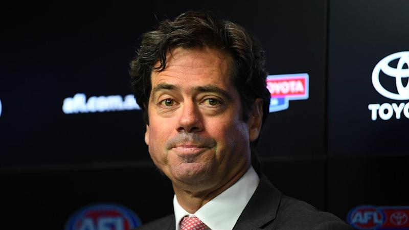 Gillon McLachlan says every sector of the AFL will suffer financially as a result of COVID-19