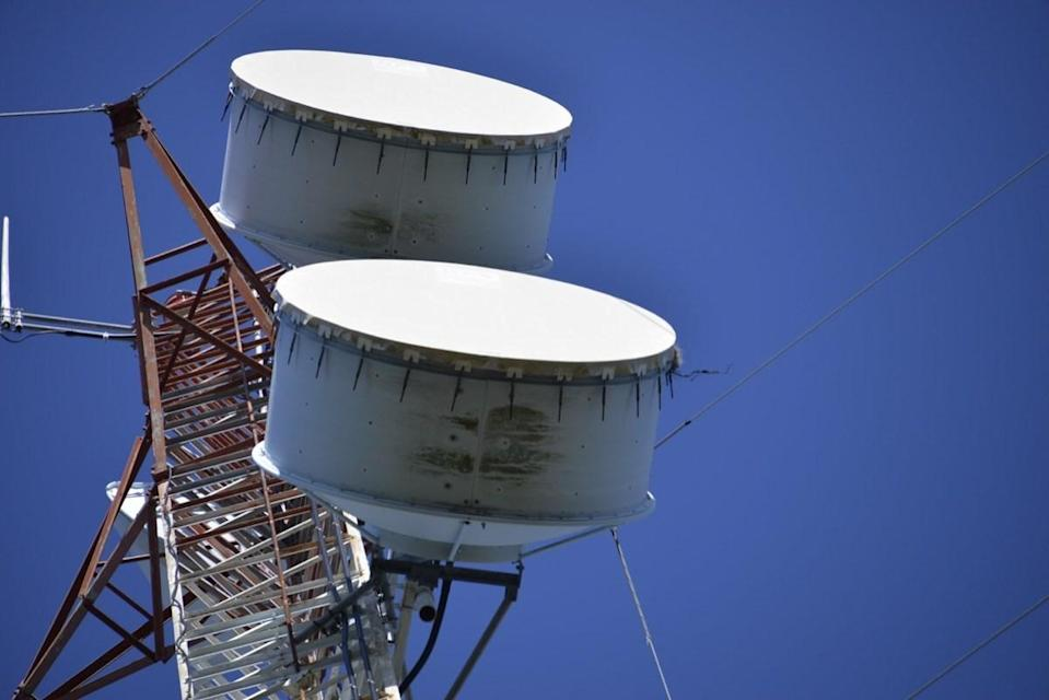 Microwave Communications Dish's