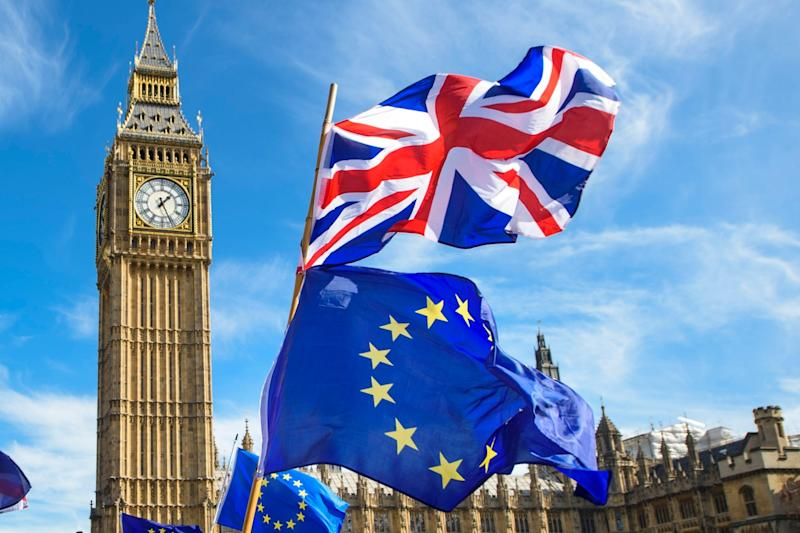 D-Day looms: Britain and the EU are set to go their separate ways. But how?: Empics Entertainment