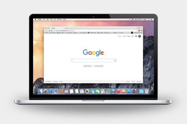 Google Chrome Mac App