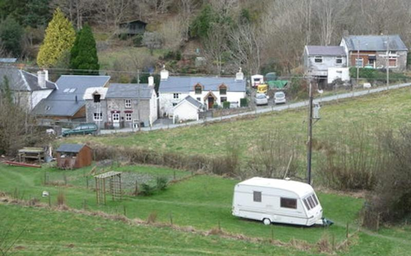 The broadband mystery has finally been solved in Aberhosan, Wales - Jeremy Bolwell/Athena
