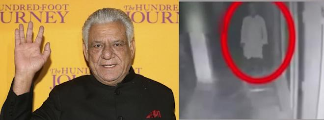 Bollywood actor Om Puri