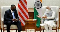 Austin's two-day trip is New Delhi's first face-to-face meeting with President Joe Biden's administration