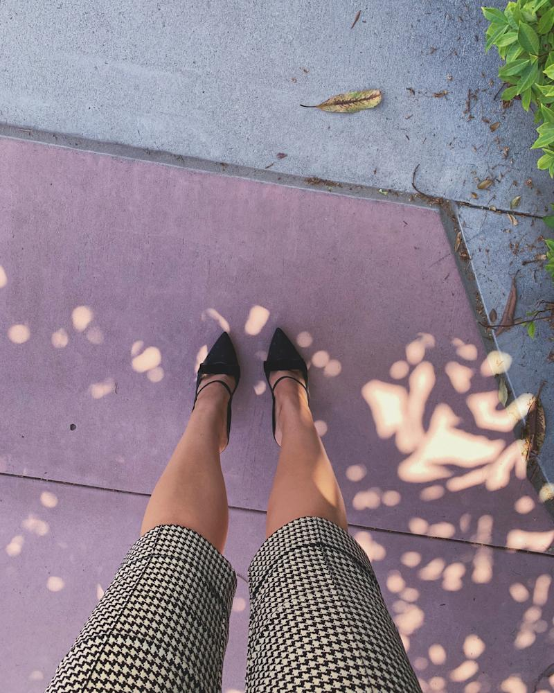 These Malone Souliers heels are as comfortable as they are cute.