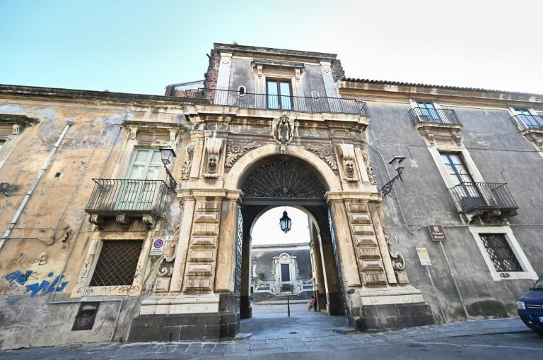 Palazzo Biscari, an 18th centure palace, will be home to a co-working space for south Italy workers.