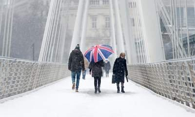 Snow Costs UK Economy '£500m A Day'