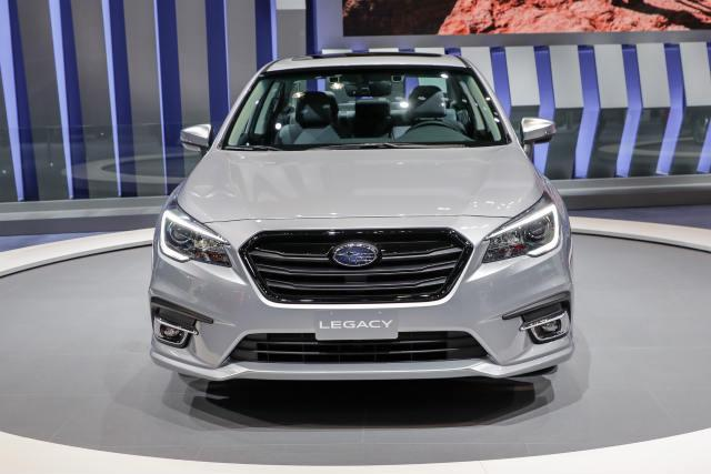 2018 subaru legacy. beautiful 2018 2018 subaru legacy front end with subaru legacy