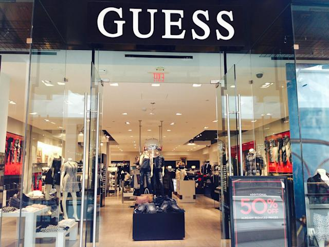 "<p><strong>Guess</strong><br>In mid-March, the jeansmaker announced that it planned to close <a href=""http://www.businessinsider.com/fashion-brands-disappearing-across-the-us-2017-3/#guess-6"" rel=""nofollow noopener"" target=""_blank"" data-ylk=""slk:60 stores by the end of 2017"" class=""link rapid-noclick-resp"">60 stores by the end of 2017</a>. This is in addition 62 store closures in the last two years.<br>(Clotee Pridgen Allochuku/Creative Commons) </p>"