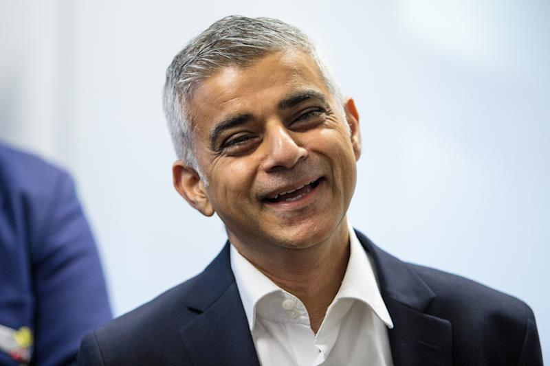 London Mayor Sadiq Khan: 'Donald Trump Is Not Welcome Here'