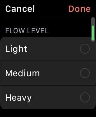 how to track your period with cycle tracker on the apple watch cycle5