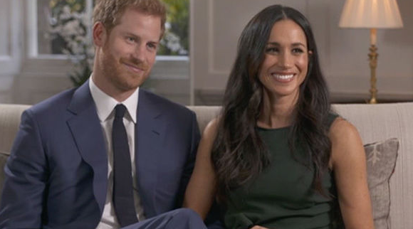 Meghan confirmed she would give up acting soon after her engagement to Prince Harry was announced. Photo: BBC