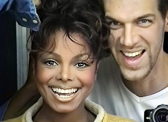 Janet Jackson and Kevyn Aucion. (Courtesy of Putti Media)