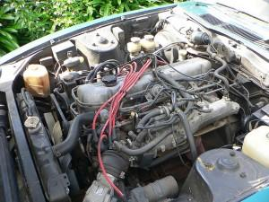 Datsun engine
