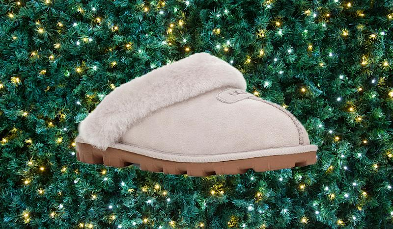 We could walk a thousand miles in these sturdy slippers. (Photo: Nordstrom)