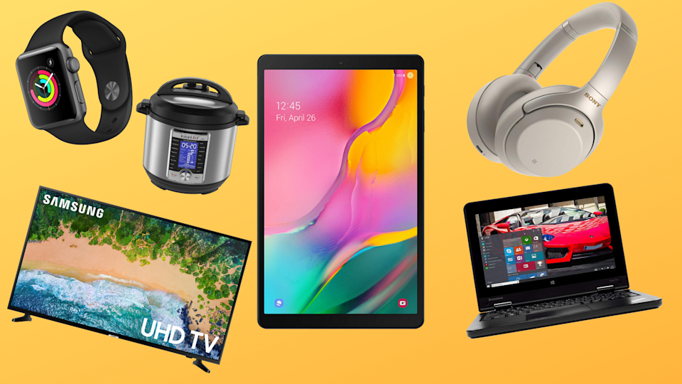 The best tech deals for this weekend are here! (Photo: Amazon, Walmart, Yahoo Lifestyle)