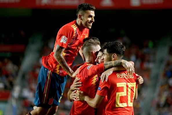 Calendario Uefa Nations League.Espana En La Uefa Nations League Grupo Clasificacion Calendario Y