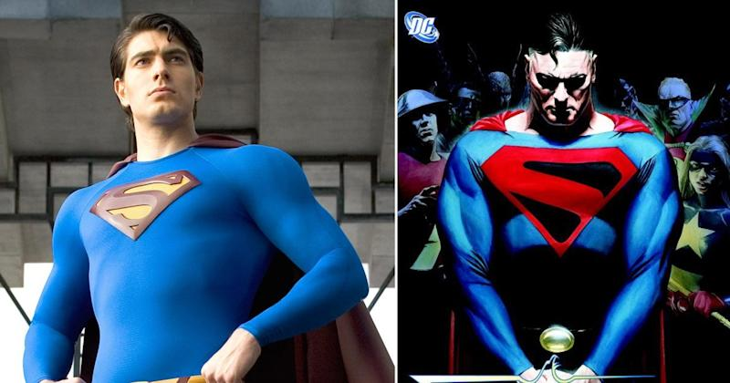 Brandon Routh is going to play the Kingdom Come Superman ...