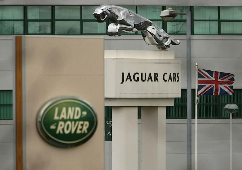 Lyft joining forces with Jaguar Land Rover in tech venture
