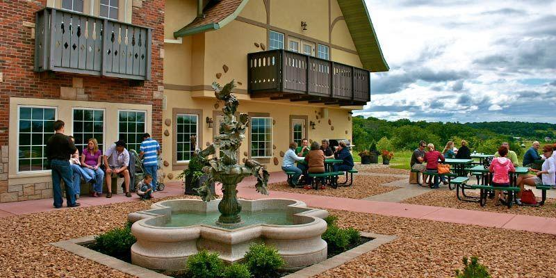 """<p>New Glarus, also known as """"Little Switzerland,"""" is named after the town of New Glarus in Switzerland. It was <a href=""""https://www.swisshistoricalvillage.org/new-glarus-history-timeline"""" rel=""""nofollow noopener"""" target=""""_blank"""" data-ylk=""""slk:founded in 1845 by Swiss immigrants"""" class=""""link rapid-noclick-resp"""">founded in 1845 by Swiss immigrants</a> who have kept their heritage going strong. Not only does New Glarus look authentically Swiss, it also boasts delicious cheese and Swiss chocolate in its many Swiss bakeries and restaurants. There's a <a href=""""https://www.swisshistoricalvillage.org/"""" rel=""""nofollow noopener"""" target=""""_blank"""" data-ylk=""""slk:Swiss Historical Village and Museum"""" class=""""link rapid-noclick-resp"""">Swiss Historical Village and Museum</a>, a famous brewery, and the <a href=""""https://newglarusvillage.com/recreation/chalet-of-the-golden-fleece"""" rel=""""nofollow noopener"""" target=""""_blank"""" data-ylk=""""slk:Chalet of the Golden Fleece Museum"""" class=""""link rapid-noclick-resp"""">Chalet of the Golden Fleece Museum</a>, which is a real Swiss Bernese mountain chalet. </p>"""
