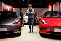 FILE PHOTO: To match Special Report AUTOS-GEELY/LISHUFU